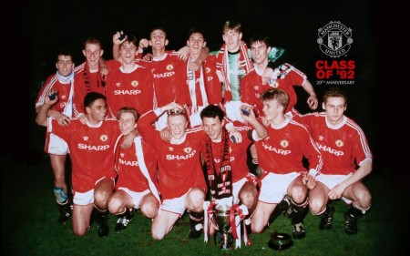 Manchester United Class Of Wallpaper