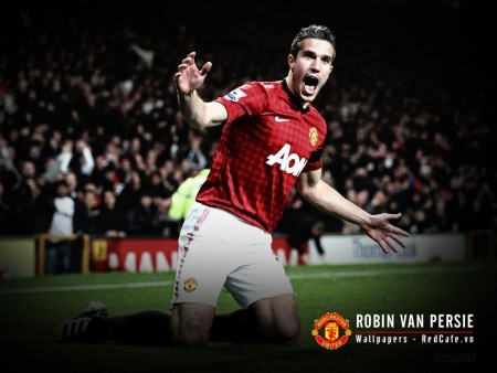 Roben Van Persie Walpapers Hd Manchester United Wallpaper