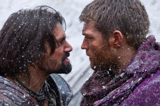 Picture Of Manu Bennett And Liam Mcintyre In Spartacus War Of The Damned Large Picture