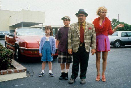 Still Of Danny Devito Rhea Perlman And Mara Wilson In Matilda Large Picture