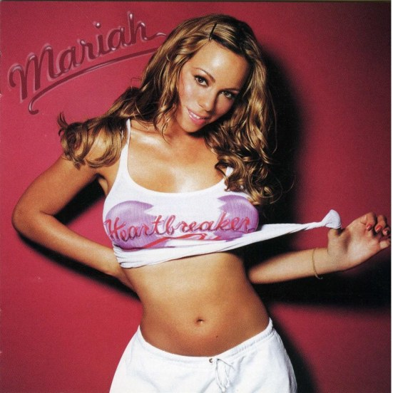 Mariah Carey Heartbreaker Cd Single
