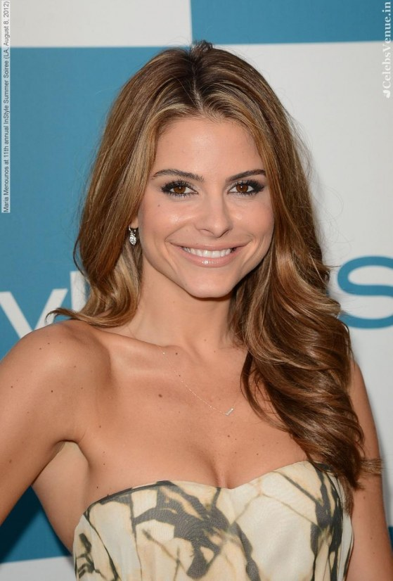 Maria Menounos At Th Annual Instyle Summer Soiree La August