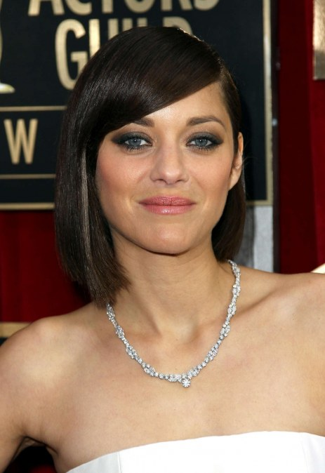 Marion Cotillard At Screen Actors Guild Awards