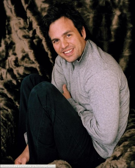 Mark Ruffalo In Gray Winter Sweater All People Photo Eternal Sunshine