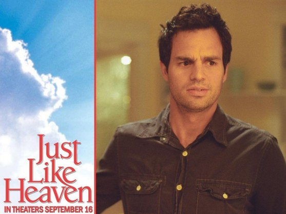 Mark Ruffalo In Just Like Heaven Wallpaper Normal Just Like Heaven