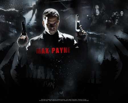 Mark Wahlberg In Max Payne Wallpaper