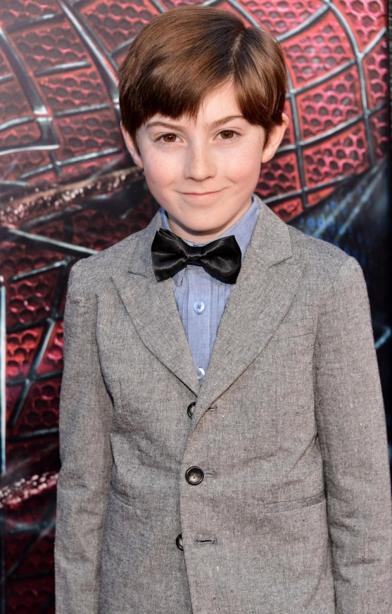 Mason Elston Cook At Event Of The Amazing Spider Man Large Picture