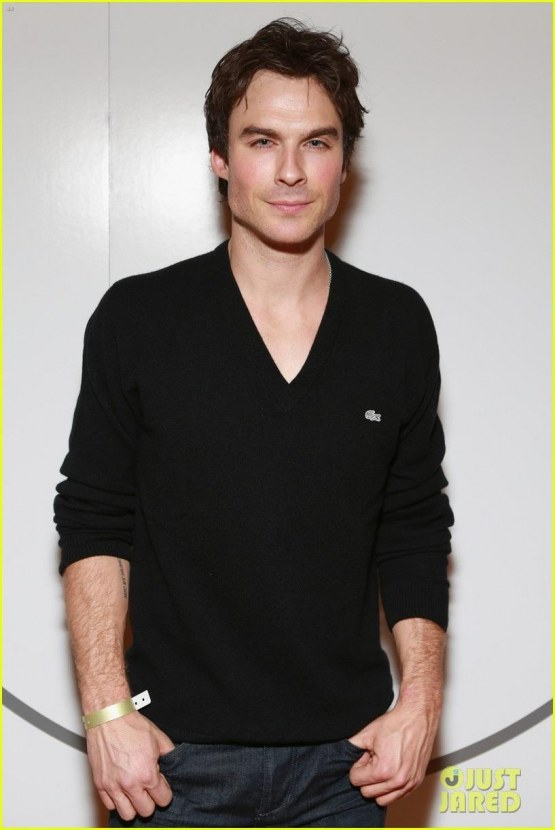Ian Somerhalder Lacoste Gq Super Bowl Party