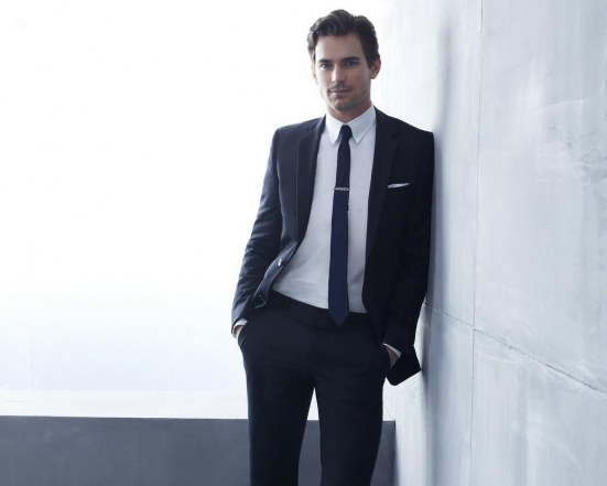 Matt Bomer As Christian Grey Body