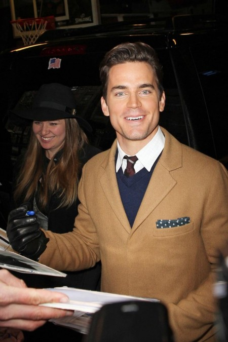 Matt Bomer Live Kelly Fans Hot