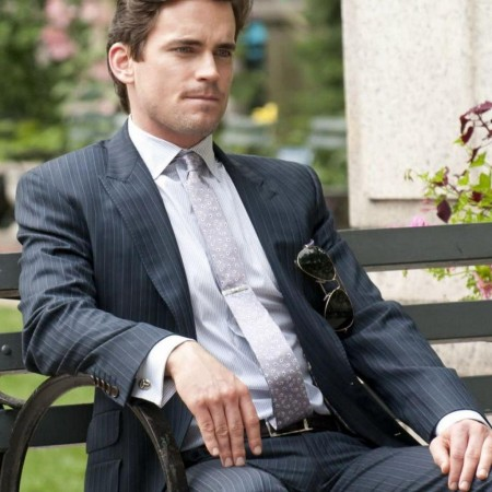 Matthew Bomer Sitting Wallpaper For Wallpaper