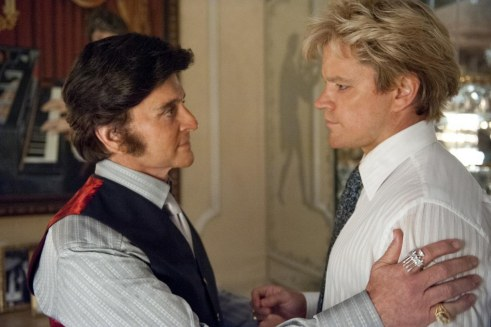 Behind The Candelabra Michael Douglas Matt Damon Behind The Candelabra