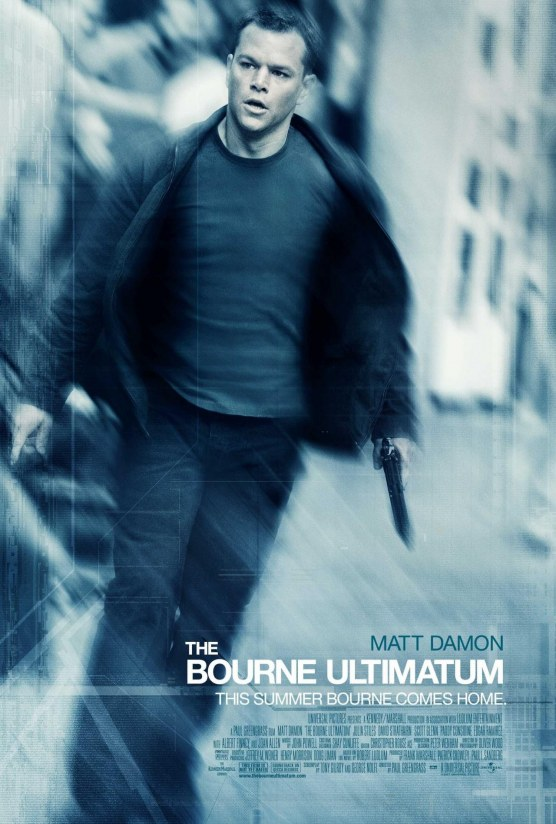 Bourne Ultimatum Movies