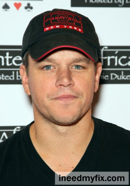 Full Matt Damon Wenn