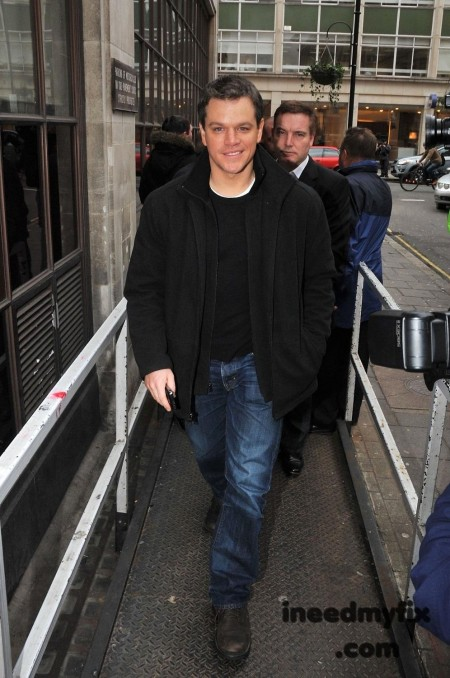 Ineedmyfixashley Full Matt Damon Wenn
