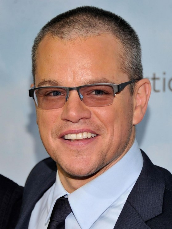Matt Damon At Event Of Promised Land Large Picture