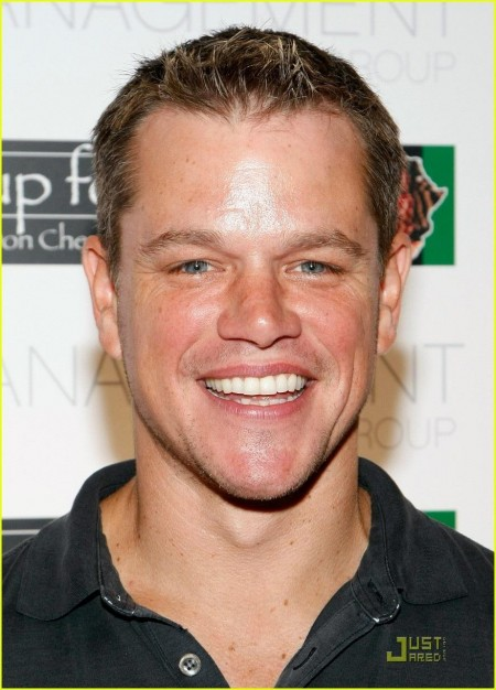 Matt Damon Pictures Latest