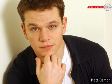 Matt Damon Rugby
