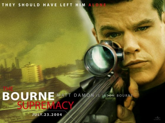 Matt Damon The Bourne Supremacy Movie Posters Hd Wallpapers Movies