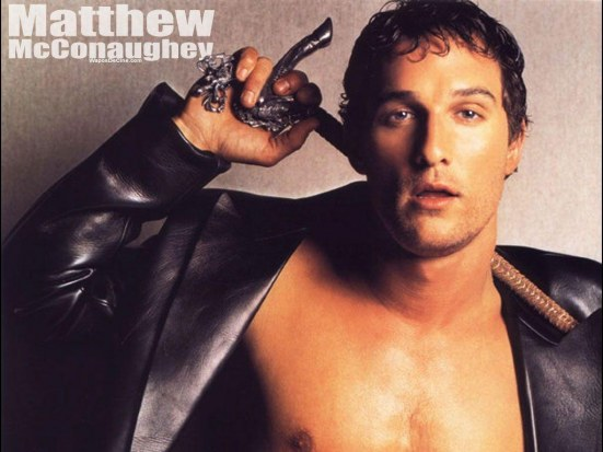 Young Matthew Mcconaughey Wallpaper Normal Wallpaper