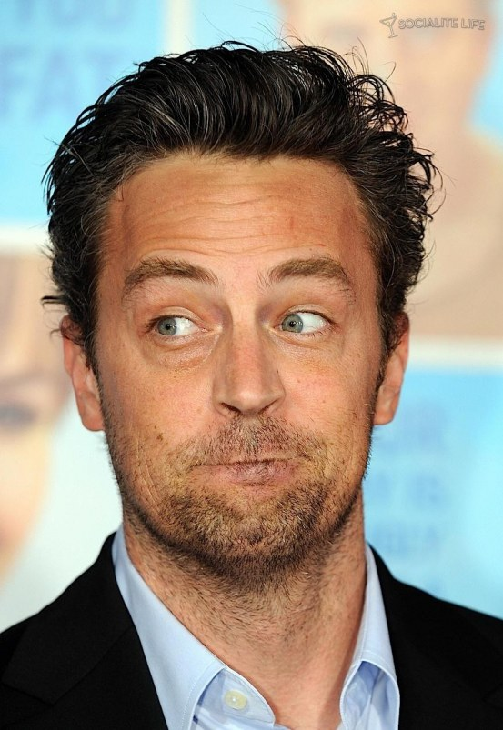 Matthew Perry Premiere Hot