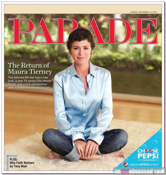 Maura Tierney Cover