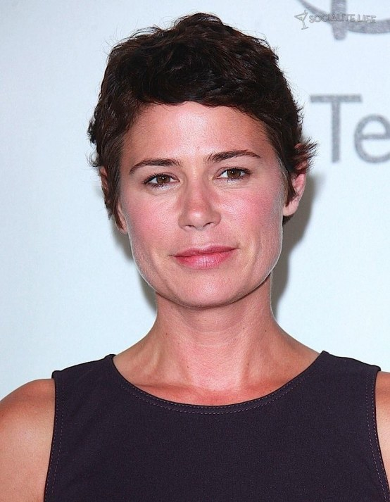 Maura Tierney Tca Party Breasts