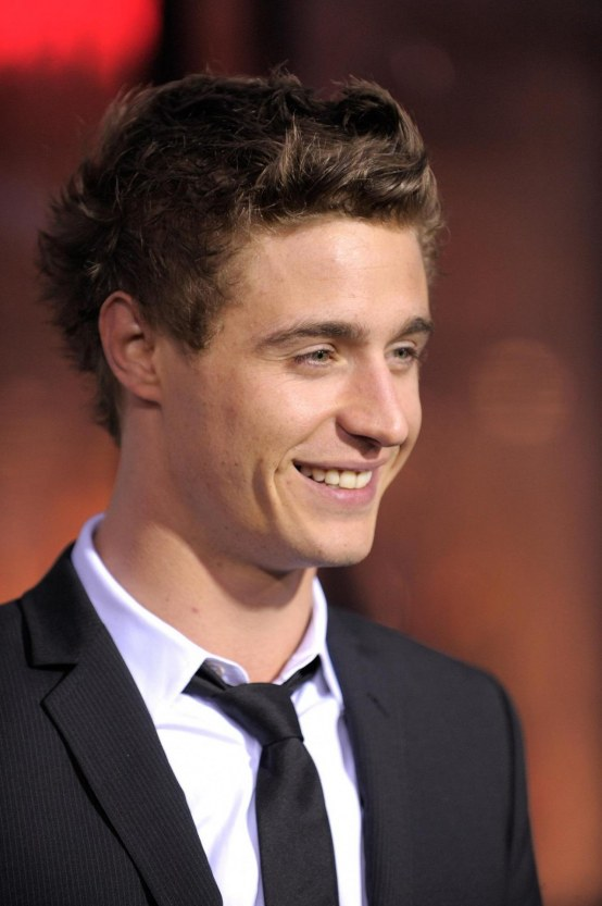 Max Irons At Event Of Sucker Punch Evadare Din Realitate