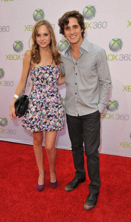 Meaghan Martin Premiere Of Project Natal For Xbox Lo