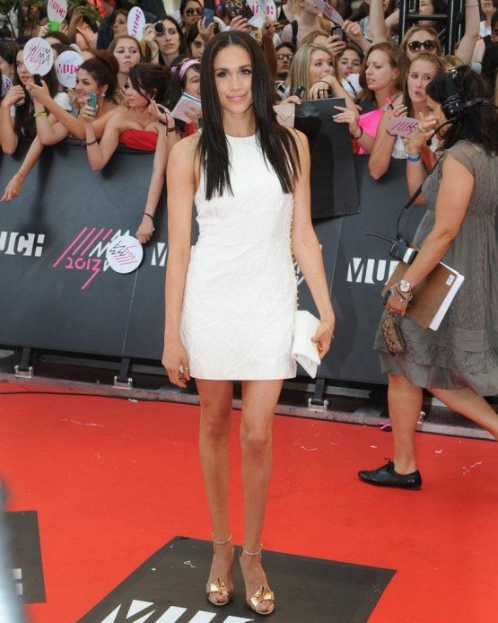 Meghan Markle Muchmusic Video Awards In Toronto