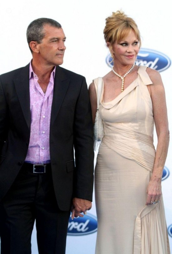 Melanie Griffith At The Starlite Gala In Spain