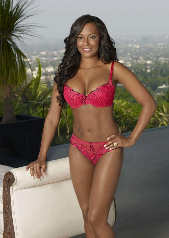 Melanie Brown Face Ultimo Lingerie Photoshoot Melanie Brown Ultimo Lingerie Ultimo