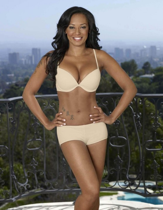 Melanie Brown Lingerie Pictures Big Ultimo
