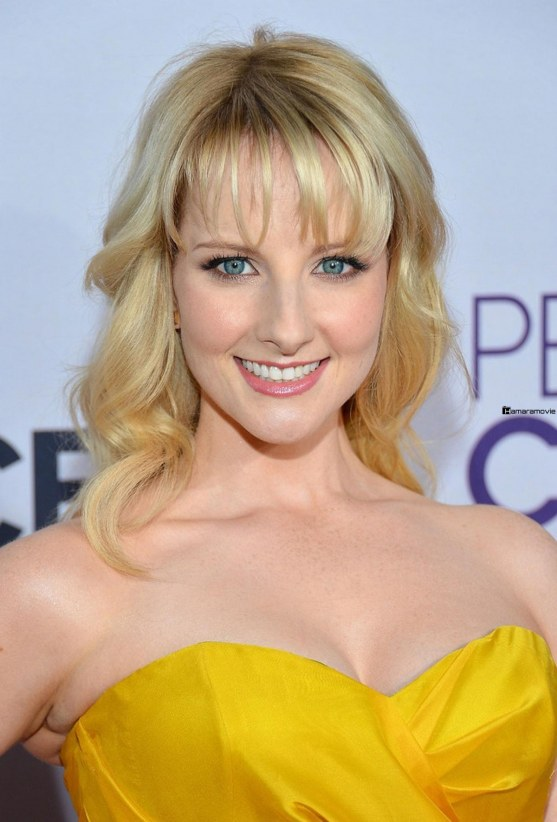Melissa Rauch At Peoples Choice Awards In Los Angeles