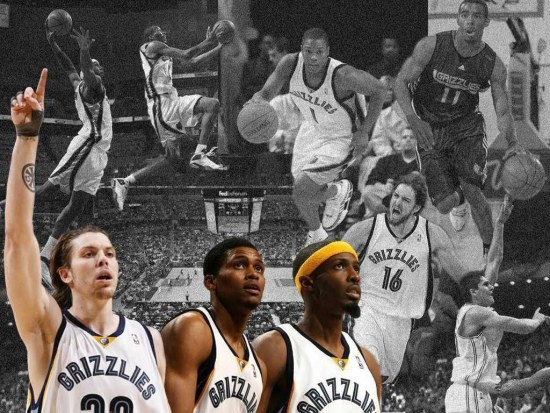 Memphis Grizzlies Nba Memphis Grizzlies Basketball Team Wallpaper