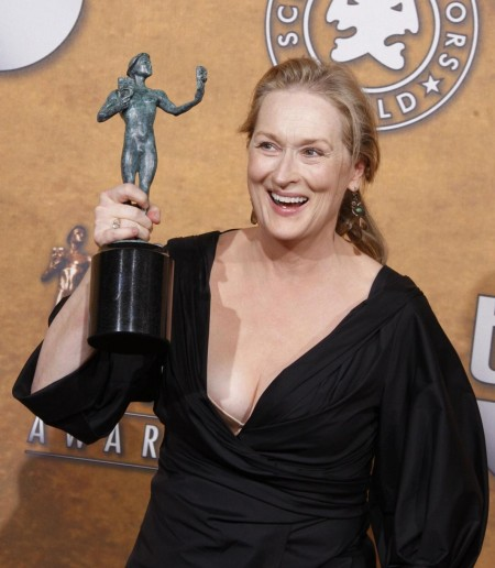 Meryl Streep Th Annual Screen Actors Guild Awards Family