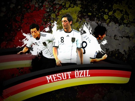 Mesut Ozil Germany Star