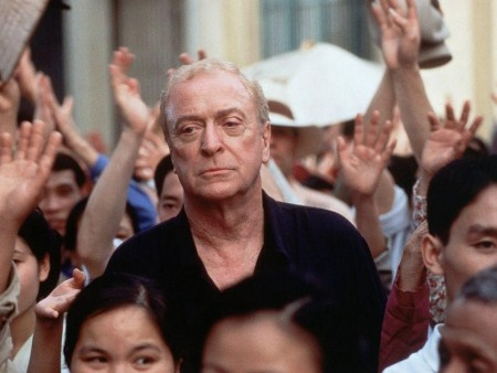Michael Caine In The Quiet American Wallpaper Michael Caine