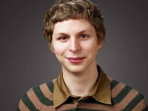 Taking Part In Year One Youth In Revolt And Scott Pilgrim Vs The World In Funny Facial Expression And Grey Background He Is Just The Focus Hd Michael Cera Wallpaper Wallpaper