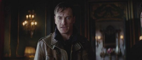 Men First Class Michael Fassbender As Magneto Men