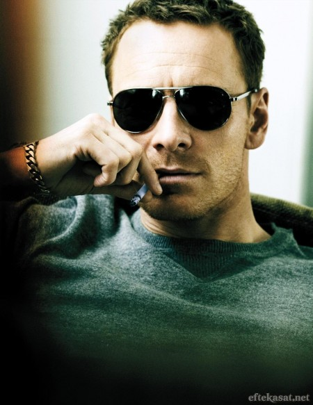 Michael Fassbender By Mario Testino For Gq June