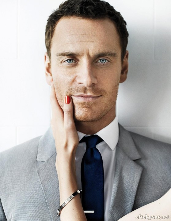 Michael Fassbender By Mario Testino For Gq June Hunger