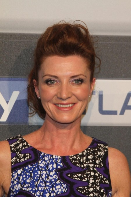 Michelle Fairley Sky Atlantic Hd Launchparty Game Of Thrones