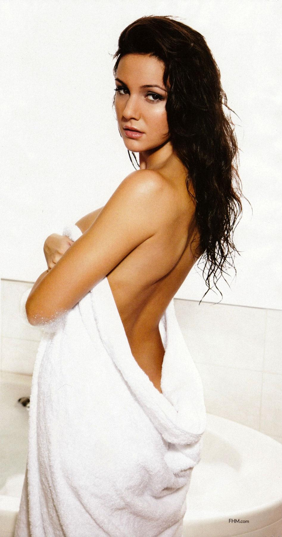 Michelle Keegan Fhm Hot