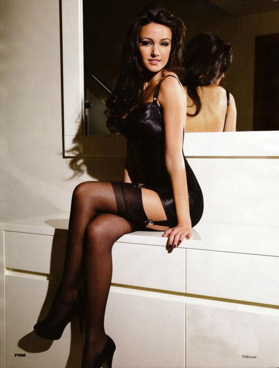 Michelle Keegan Fhm Magazine January Hot