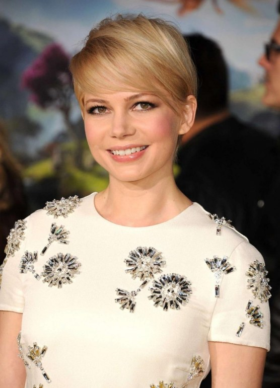 Michelle Williams At Oz The Great And Powerful Premiere Oz The Great And Powerful