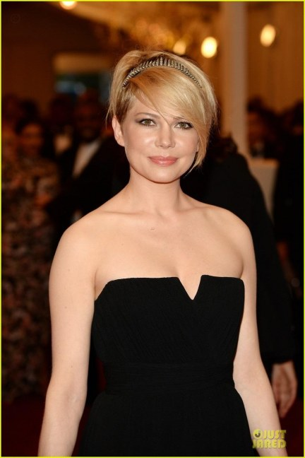 Michelle Williams Met Ball Red Carpet