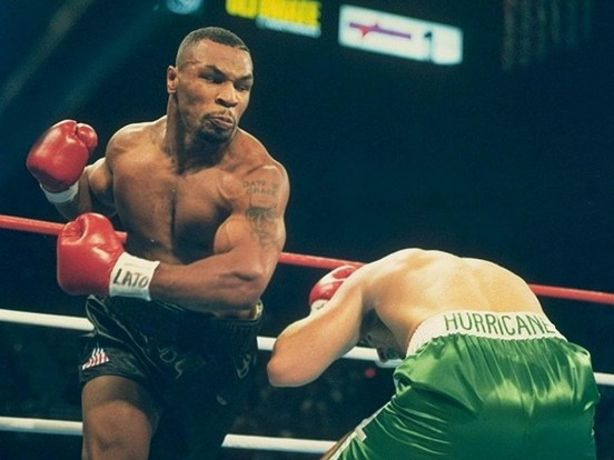 Mike Tyson Wallpapers Hot
