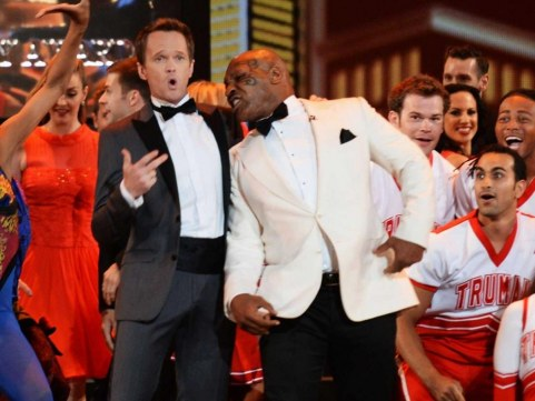 Neil Patrick Harris And Mike Tyson Danced On Stage In An Epic Opening To The Tony Awards Fashion
