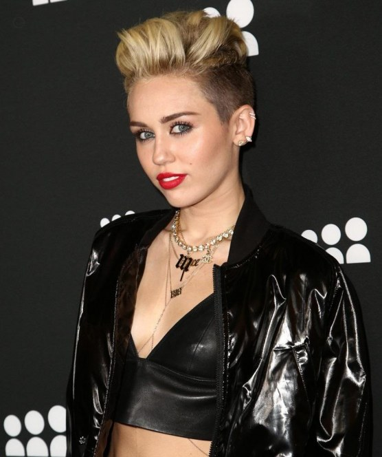 Miley Cyrus Iafricatv Body